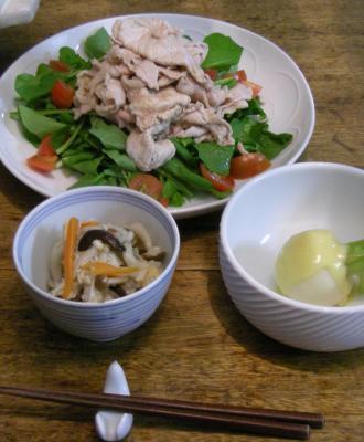 野菜がたくさん!栄養バランスgood!2008.2.29