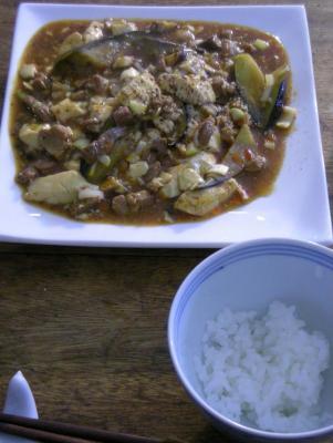 麻婆豆腐!2008.3.21