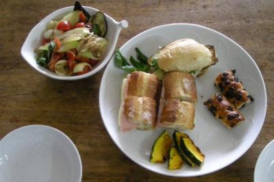 サンドイッチ日和 2008.3.24
