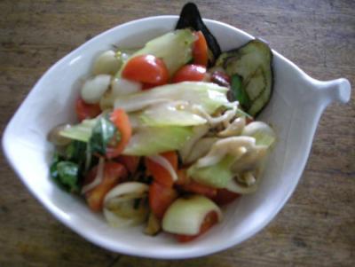野菜のマリネ 2008.3.24