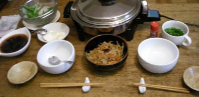 もつ鍋!2008.4.12