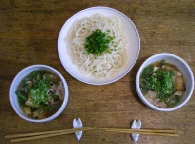 つけ麺!讃岐うどん!2008.4,24