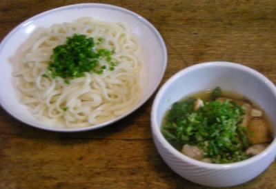 つけ麺!讃岐うどん!2008.4.24