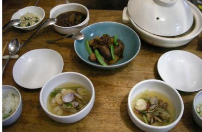 煮ものとスープと炊込みご飯!2008.5.11