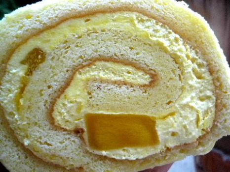山のはちみつ屋ロールケーキ2
