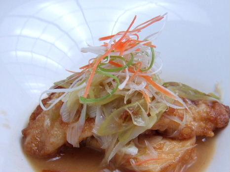 フー魚料理2