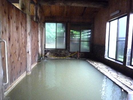 大釜温泉1
