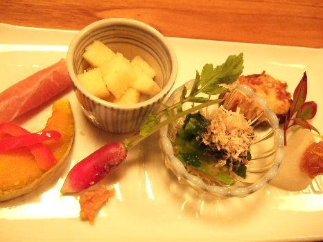 三水館料理1