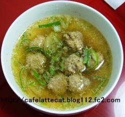 中華スープ♪