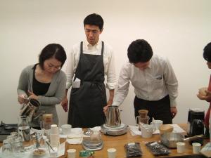 カロコーヒー教室
