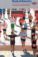Chicago Marathon Goal
