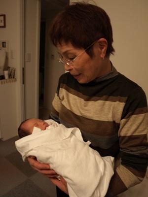 母とTsubaki