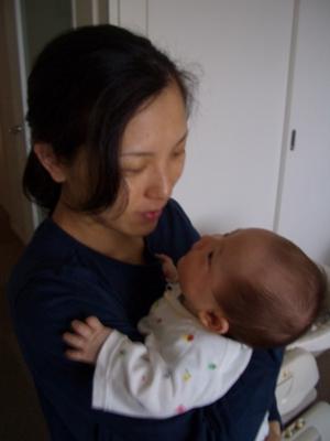 ママとTsubaki