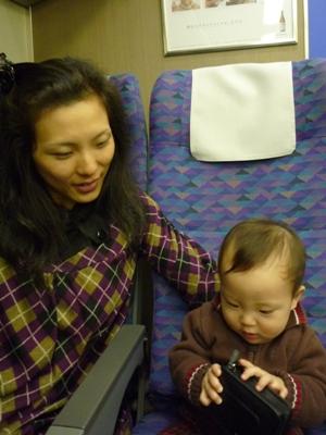 yocchanとTsubaki