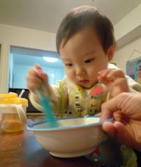 スプーンで食べたい