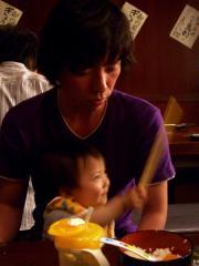パパとTsubaki
