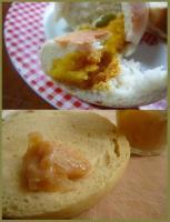 かぼちゃのチーズケーキ&エッグ