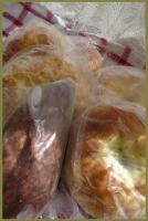 ベーグルUさんのパンたち