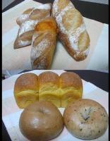 ぐらちゃんメイドのパンたち