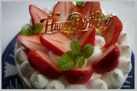 パパ、お誕生日おめでとう♪