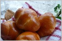 ふんわりロールパン