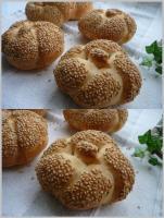 ドイツのお食事パンです♪