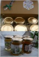 小笹養蜂園さんの蜂蜜