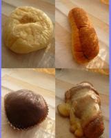 パン、いろいろ~♪