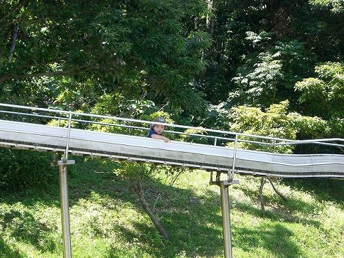 石垣の公園1