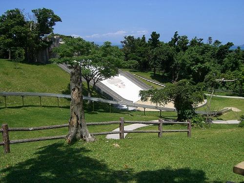 石垣の公園2