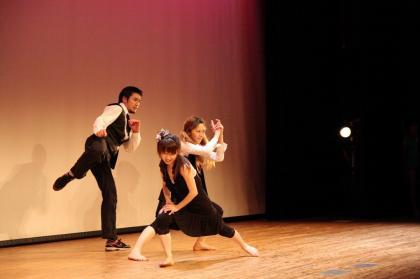 ダンスパート