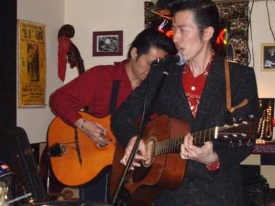 田村&BILLY JOE小