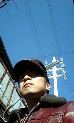 東京の空2