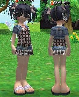 クー衣装2