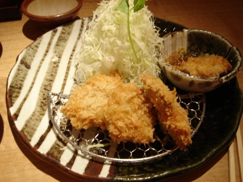 名代とんかつ かつくら京都三条 (1) katukura