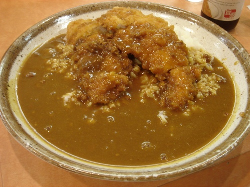 CoCoカレー壱番街 002 cacan