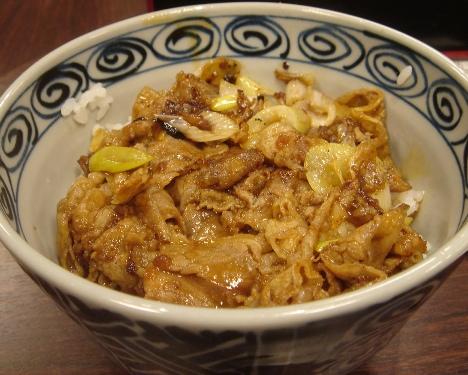 牛丼屋さかい 001 sakai