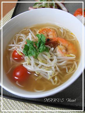 エスニック素麺