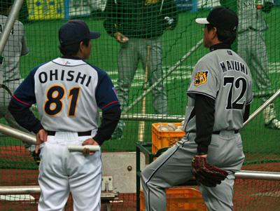 オープン戦京セラ①2009-