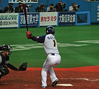 オープン戦京セラ①-6