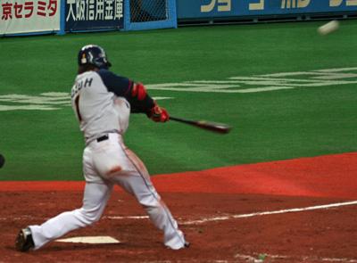 オープン戦京セラ①-7