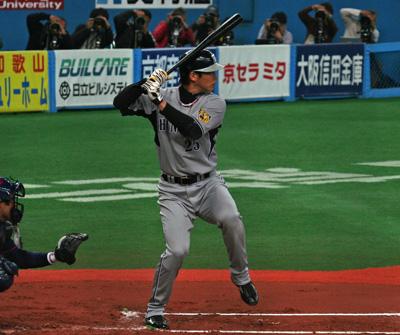 オープン戦京セラ①-3
