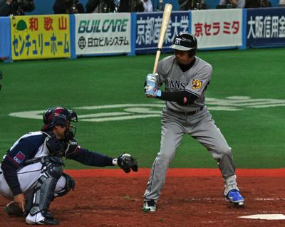オープン戦京セラ①-8