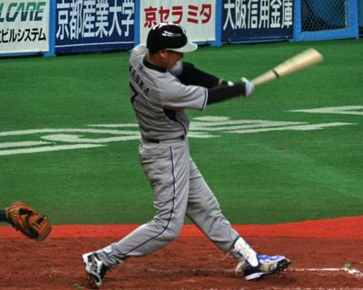 オープン戦京セラ①-10