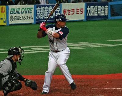 オープン戦京セラ①-12