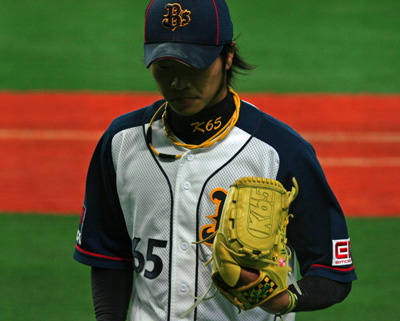 オープン戦京セラ①-13