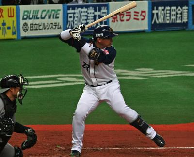 オープン戦京セラ①-14