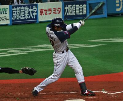 オープン戦京セラ①-15