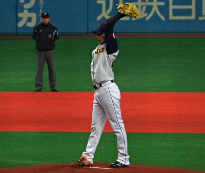 オープン戦京セラ①-17