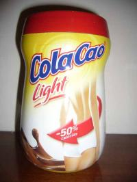 cola cao light